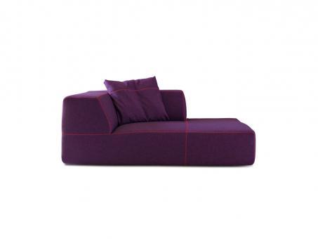 Chaise Longue Leer : Designwebstore bend sofa chaiselongue b ls serra kat super