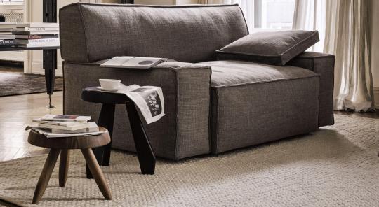 Myworld Sessel mit 2 Armlehnen | Savanna (Stoffgruppe E)