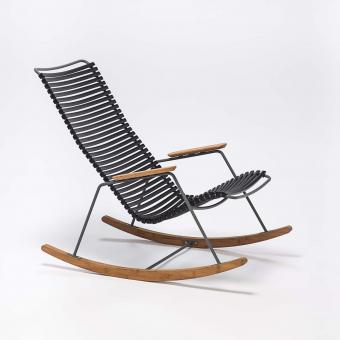 Click Rocking Chair schwarz