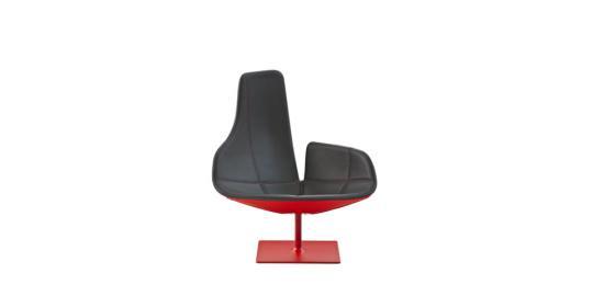 Fjord Sessel Relax-Sessel Varianten A-C-E | weiss matt