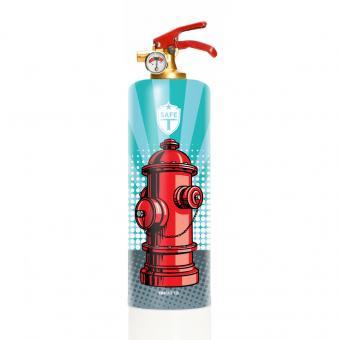 Safe-T Pop Design Feuerlöscher DNC TAG Pop Fire | ohne Halterung