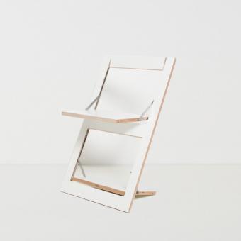 designwebstore fl pps klappstuhl wei. Black Bedroom Furniture Sets. Home Design Ideas
