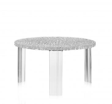 Designwebstore outlet t table 28 cm glasklar for Outlet cassina meda