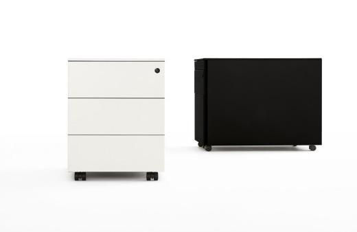 Bureau 42x54x54 cm | alufarben