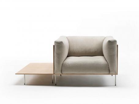 Rodwood Sessel | Stoff Level | ohne