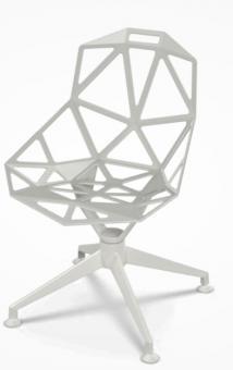 Chair One 4Star Stuhl weiss