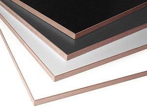 designwebstore tischplatten melamin f r eiermann tisch 160x80cm weiss buche. Black Bedroom Furniture Sets. Home Design Ideas
