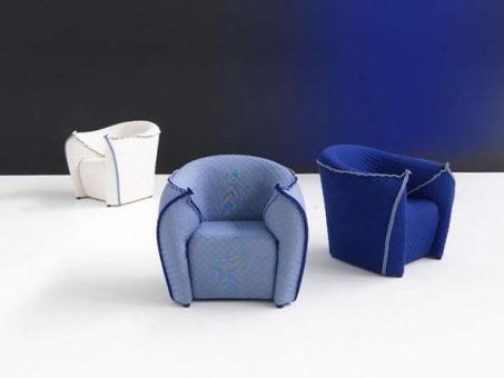 Panna Chair blau
