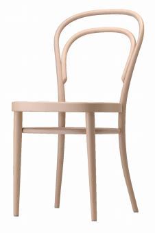 214 Muldensitz Formsperrholz | natur | ohne