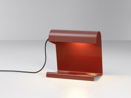 Lampe de Bureau japanese red