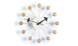 Ball Clock Natur