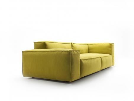 designwebstore | Neowall Sofa mit niedriger Armlehne rechts | Stoff ...