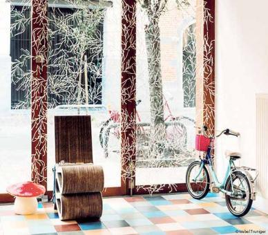 Designwebstore wiggle side chair for Frank dekorationsartikel