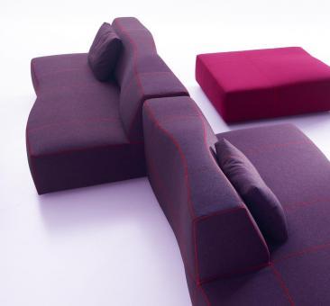Designwebstore Bend Sofa Chaiselongue B177ls Serra Kat Super
