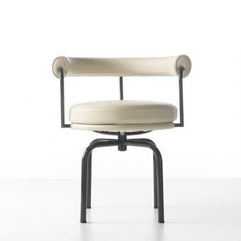 designwebstore lc7 schwarz matt lackiert leder lcx weiss. Black Bedroom Furniture Sets. Home Design Ideas