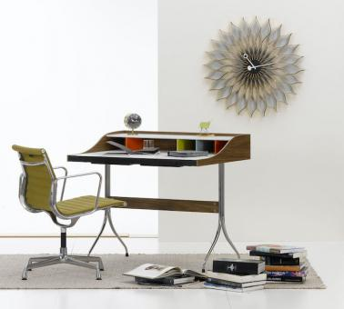 A65 120cm Large Wooden Metal Computer Desk PC Laptop Writing Table Workstation