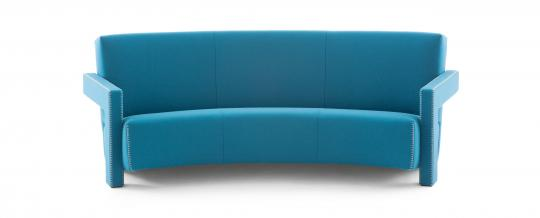 designwebstore | Utrecht 2er Sofa | Charlot (Stoffgruppe L)