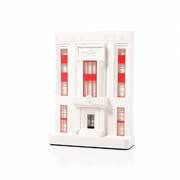 Chisel & Mouse Arsenal Stadium Model Building Miniatur Gebäudeskulptur