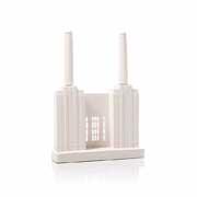 Chisel & Mouse Battersea Power Station Model Building Miniatur Gebäudeskulptur