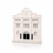 Chisel & Mouse Craven Cottage Model Building Miniatur Gebäudeskulptur