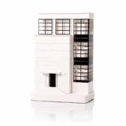 Chisel & Mouse Fagus Factory Model Building Miniatur Gebäudeskulptur
