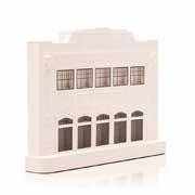 Chisel & House Fenway Park Model Building miniatur Gebäudeskulptur