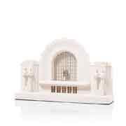 Chisel & Mouse Helsinki Central Station Model Building Miniatur Gebäudeskulptur