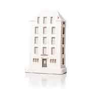 Chisel & Mouse Hurley House Model Building Miniatur Gebäudeskulptur