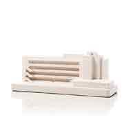Chisel & Mouse Isokon Building Model Building Miniatur Gebäudeskulptur