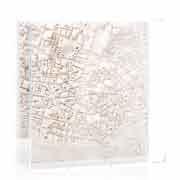 Chisel & Mouse London Relief 3D Karte