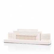 Chisel & Mouse Manila Central Post Office Model Building Miniatur Gebäudeskulptur