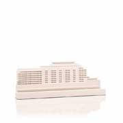 Chisel & Mouse Marine Court Model Building Miniatur Gebäudeskulptur