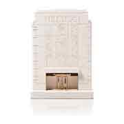 Chisel & Mouse News Building Model Building Miniatur Gebäudeskulptur