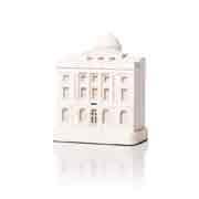 Chisel & Mouse Somerset House Model Building miniatur Gebäudeskulptur