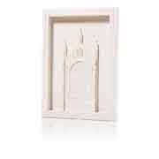 Chisel & Mouse St Stephen's Porch Model Building Miniatur Gebäudeskulptur
