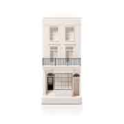 Chisel & Mouse The Town House Arundel Model Building Miniatur Gebäudeskulptur