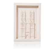Chisel & Mouse Westminster Abbey Model Building Miniatur Gebäudeskulptur