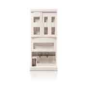 Chisel & Mouse Willow Tearooms Model Building Miniatur Gebäudeskulptur
