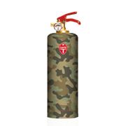 Safe T Army Design Feuerlöscher DNC TAG