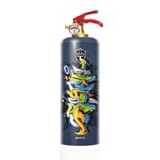 Safe T Graffiti Design Feuerlöscher DNC TAG