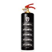 Safe T Porsche Feuerlöscher DNC TAG