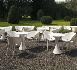Driade Soft Egg Stuhl Philippe Starck