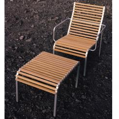 Extremis Extempore Low Chair Arnold Merckx