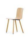 Vitra HAL Ply Wood Stuhl