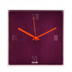 Kartell Tic&Tac Wanduhr Philippe Starck