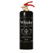 Safe T Whisky Design Feuerlöscher DNC TAG