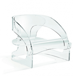 Kartell Joe Colombo Stuhl