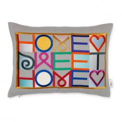 Vitra Embroidered Pillow Kissen
