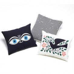 Vitra Graphic Print Pillows Kissen Alexander Girard