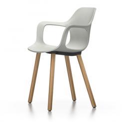 Vitra HAL Armchair Wood Armlehnstuhl Jasper Morrison